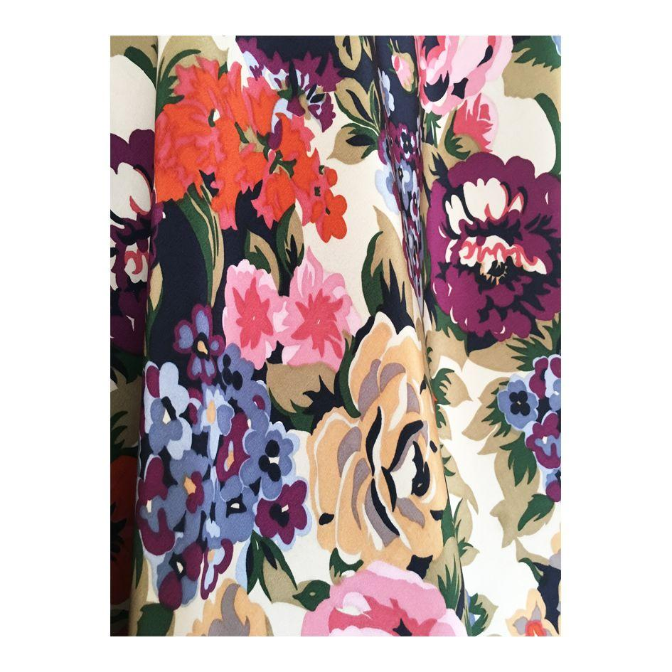 Jupes - Jupe à fleurs