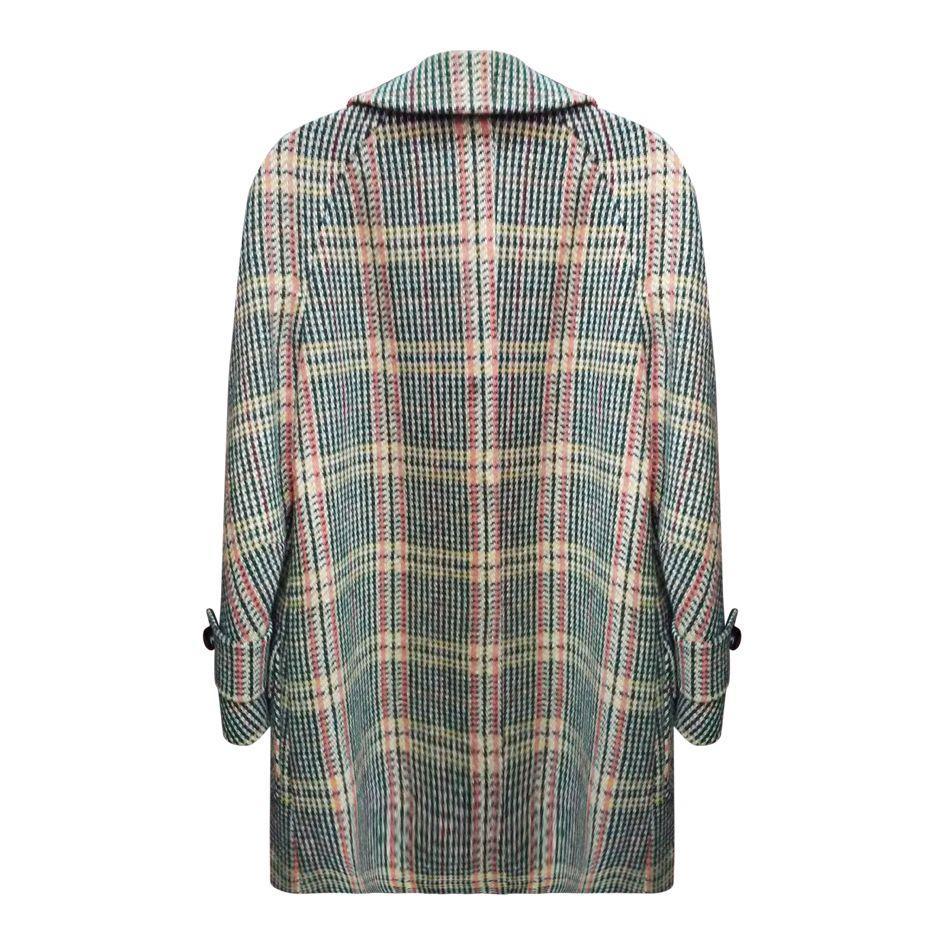 Manteaux - Manteau à carreaux
