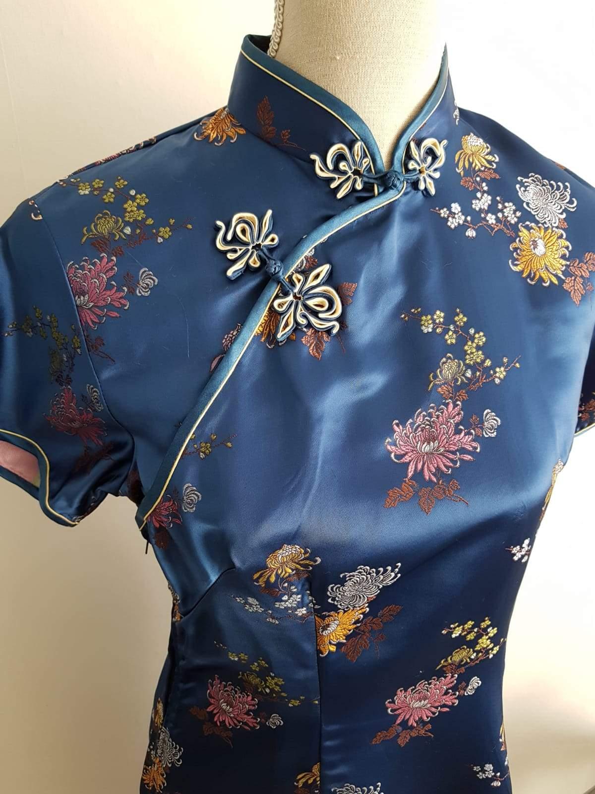 Robes - Robe chinoise