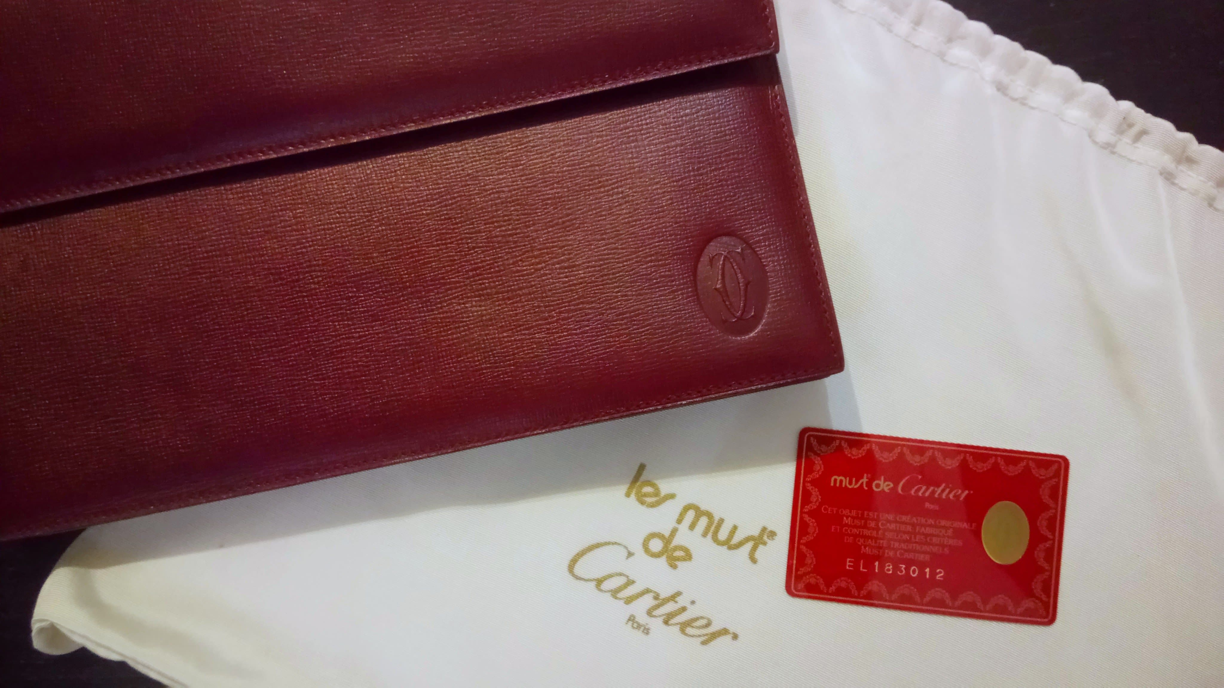 Sacs - Pochette Cartier