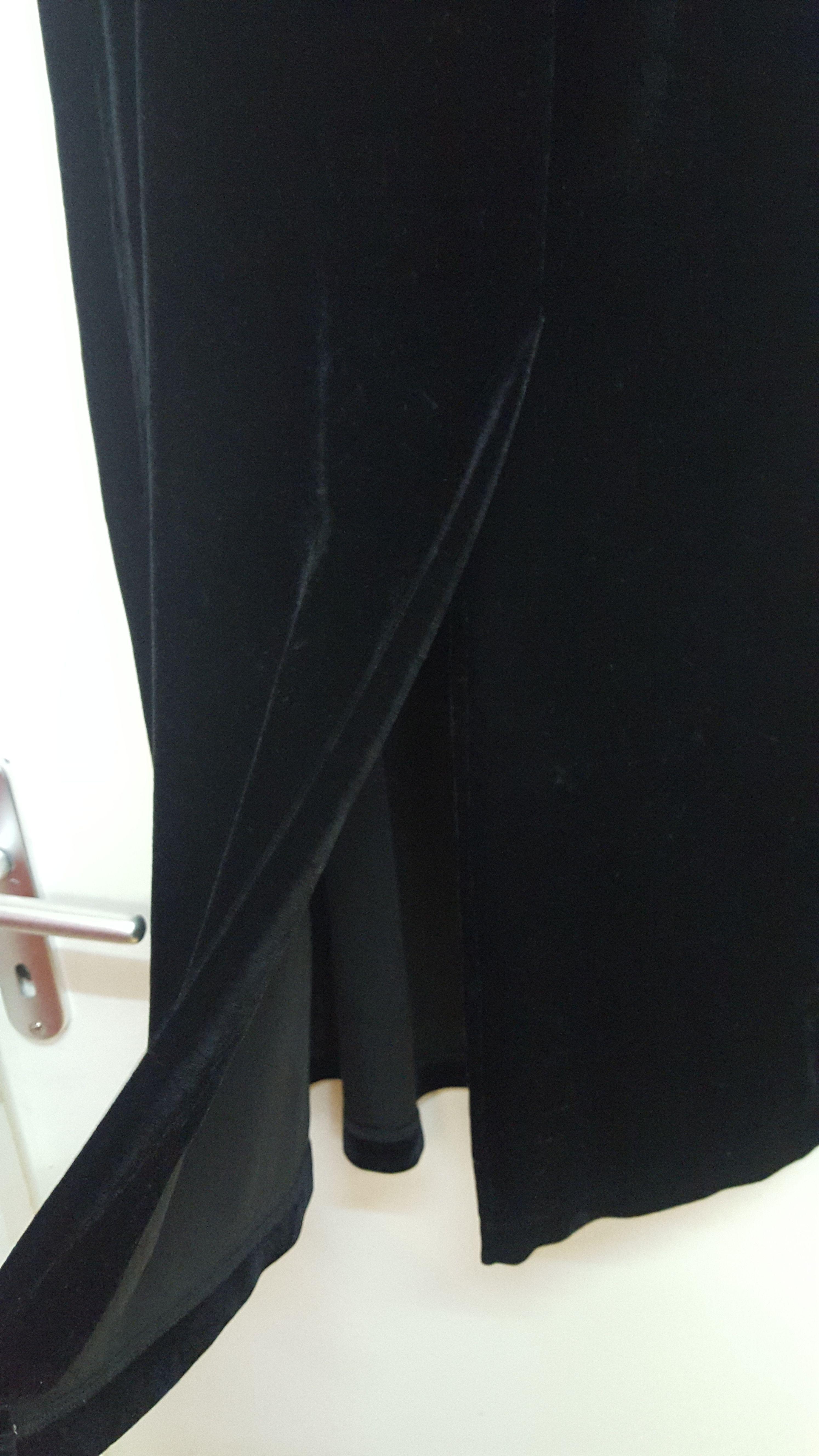 Jupes - Jupe en velours