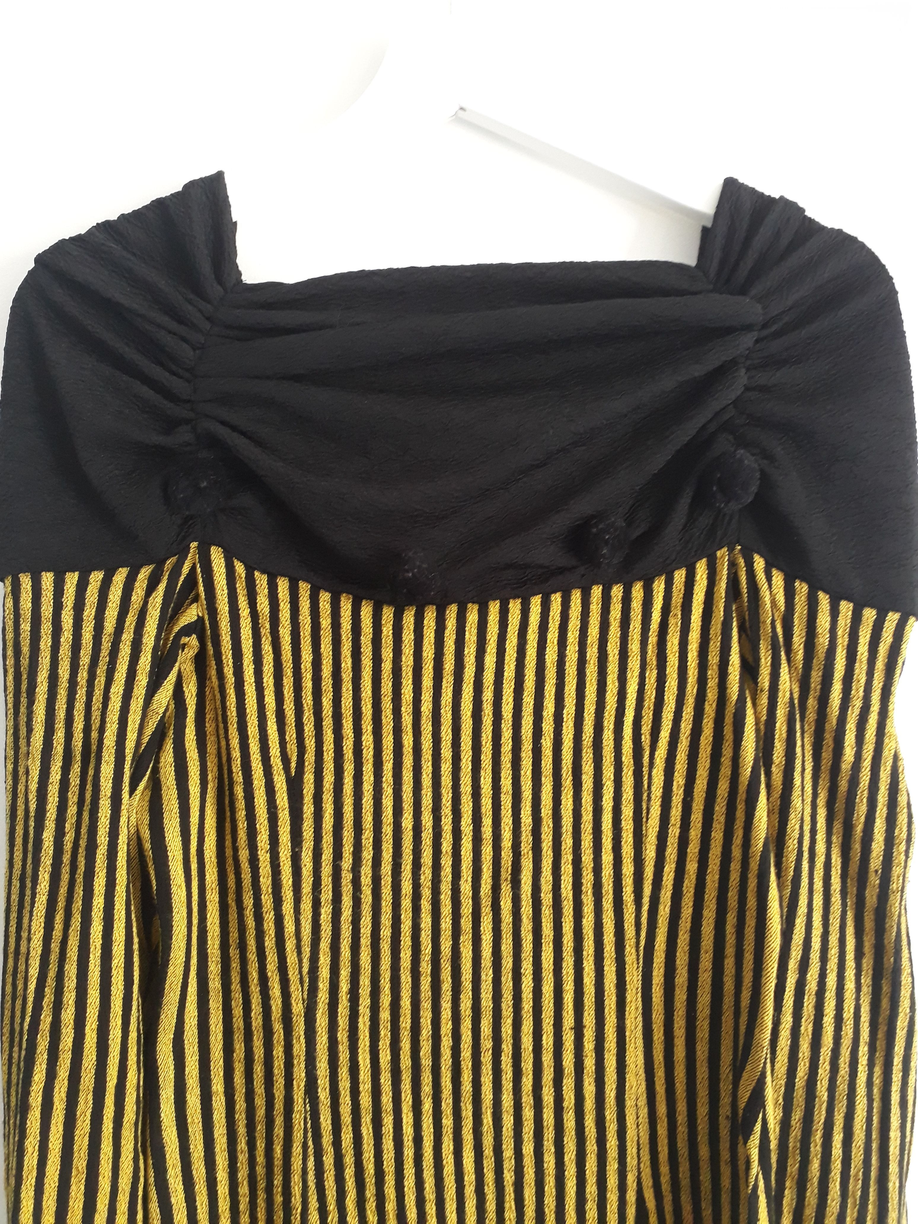 Robes - Robe à rayures