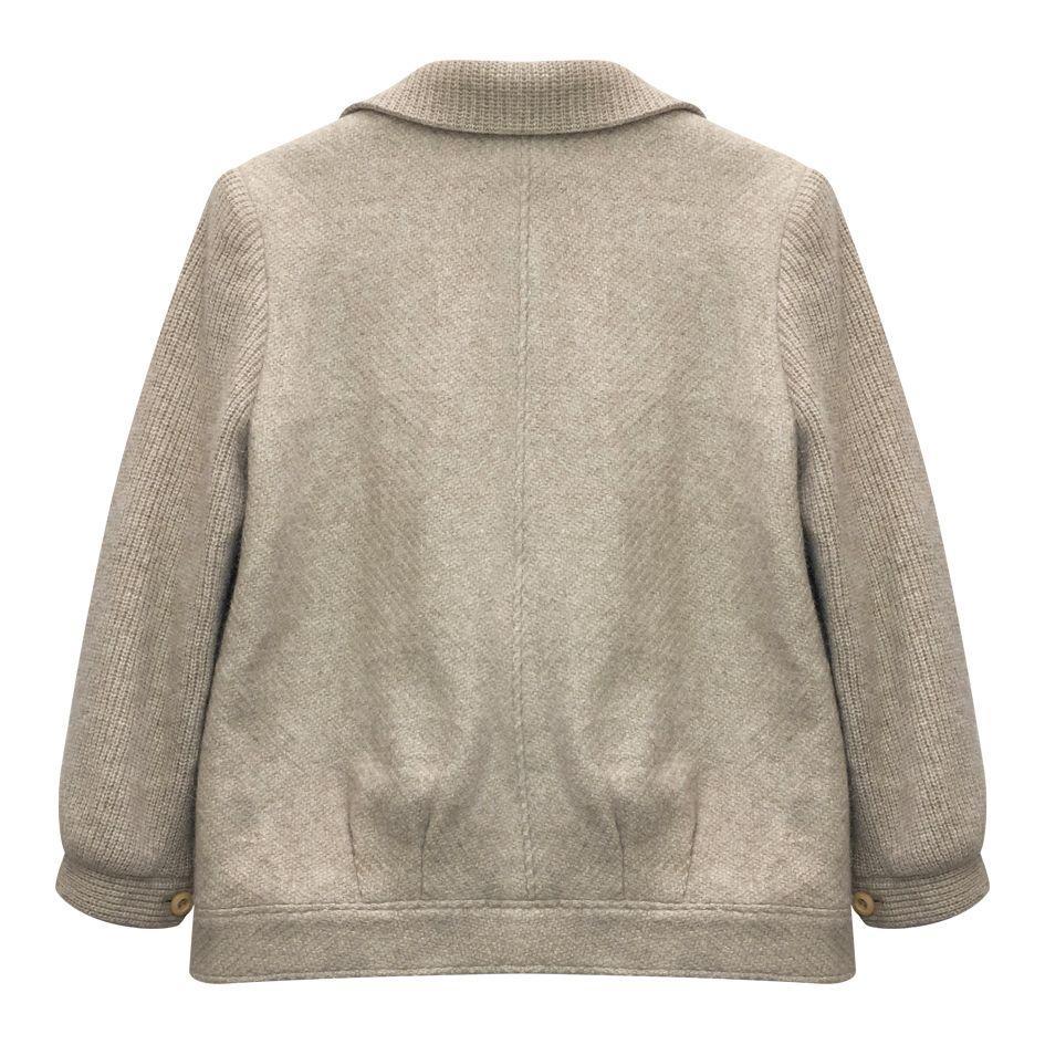 Vestes - Blouson laine et cachemire