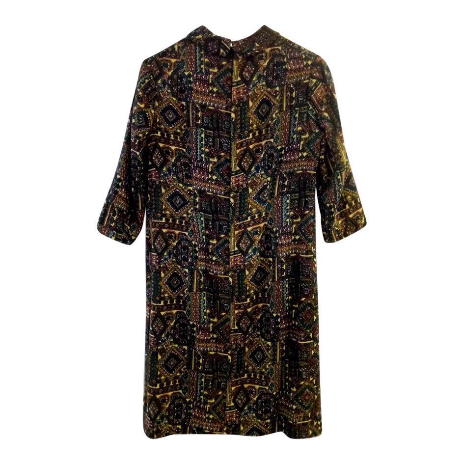 Robes - Robe trapèze