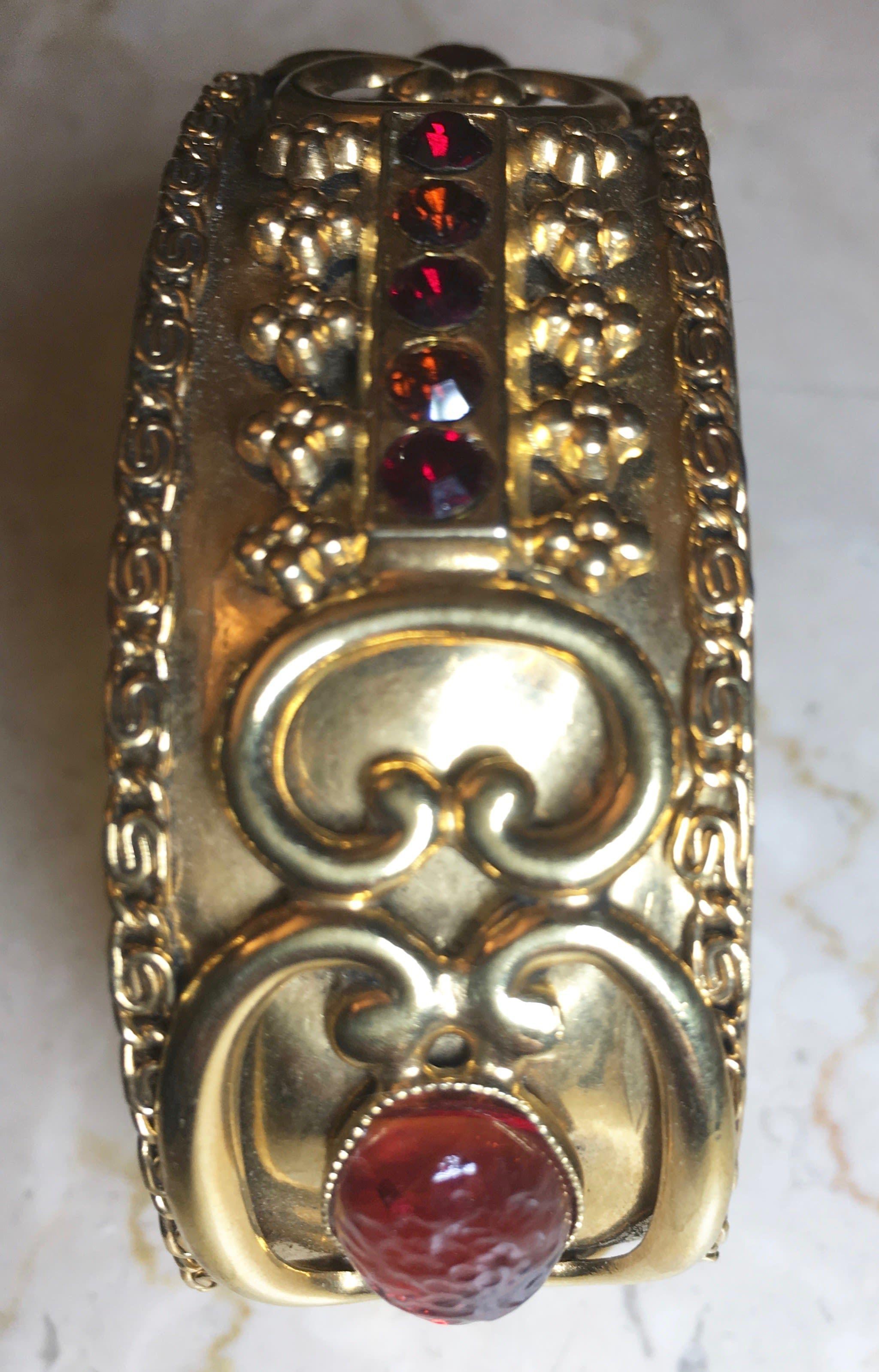 Accessoires - Bracelet doré