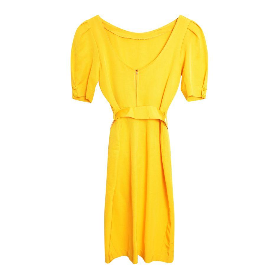 Robes - Robe plissée