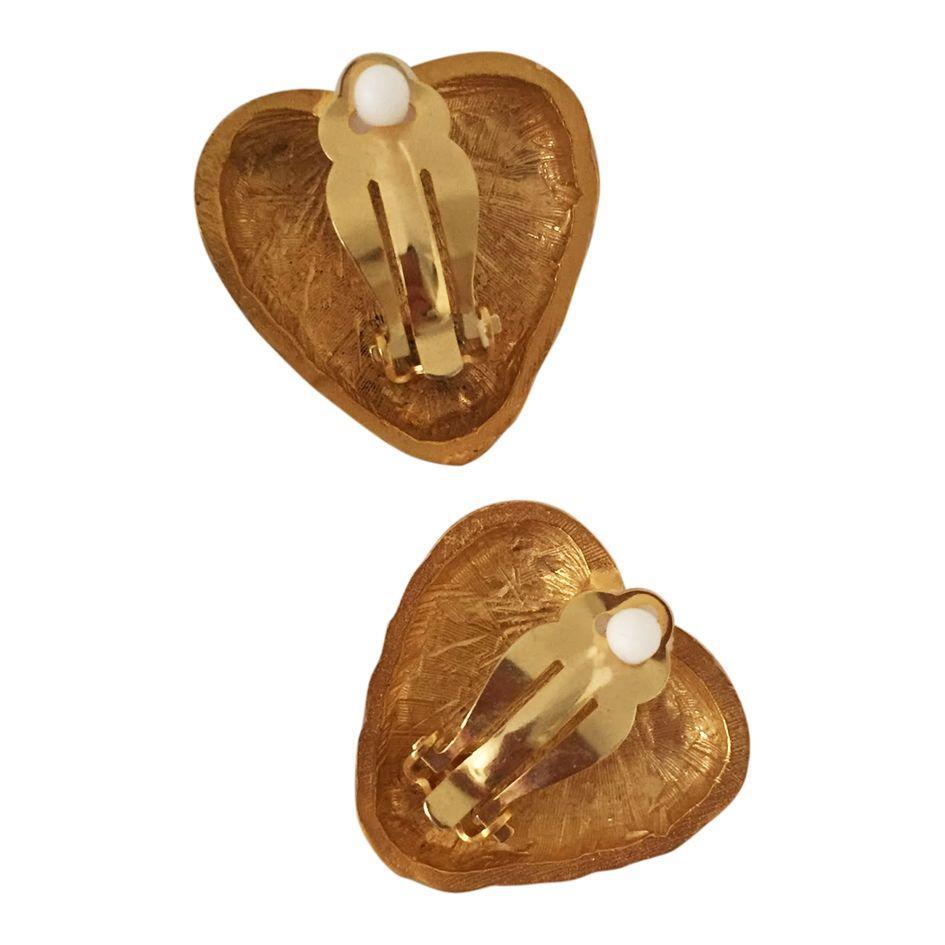 Accessoires - Boucles d'oreilles coeurs