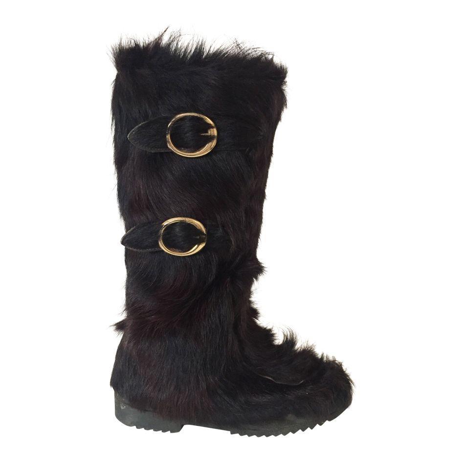 Accessoires - Boots fourrées