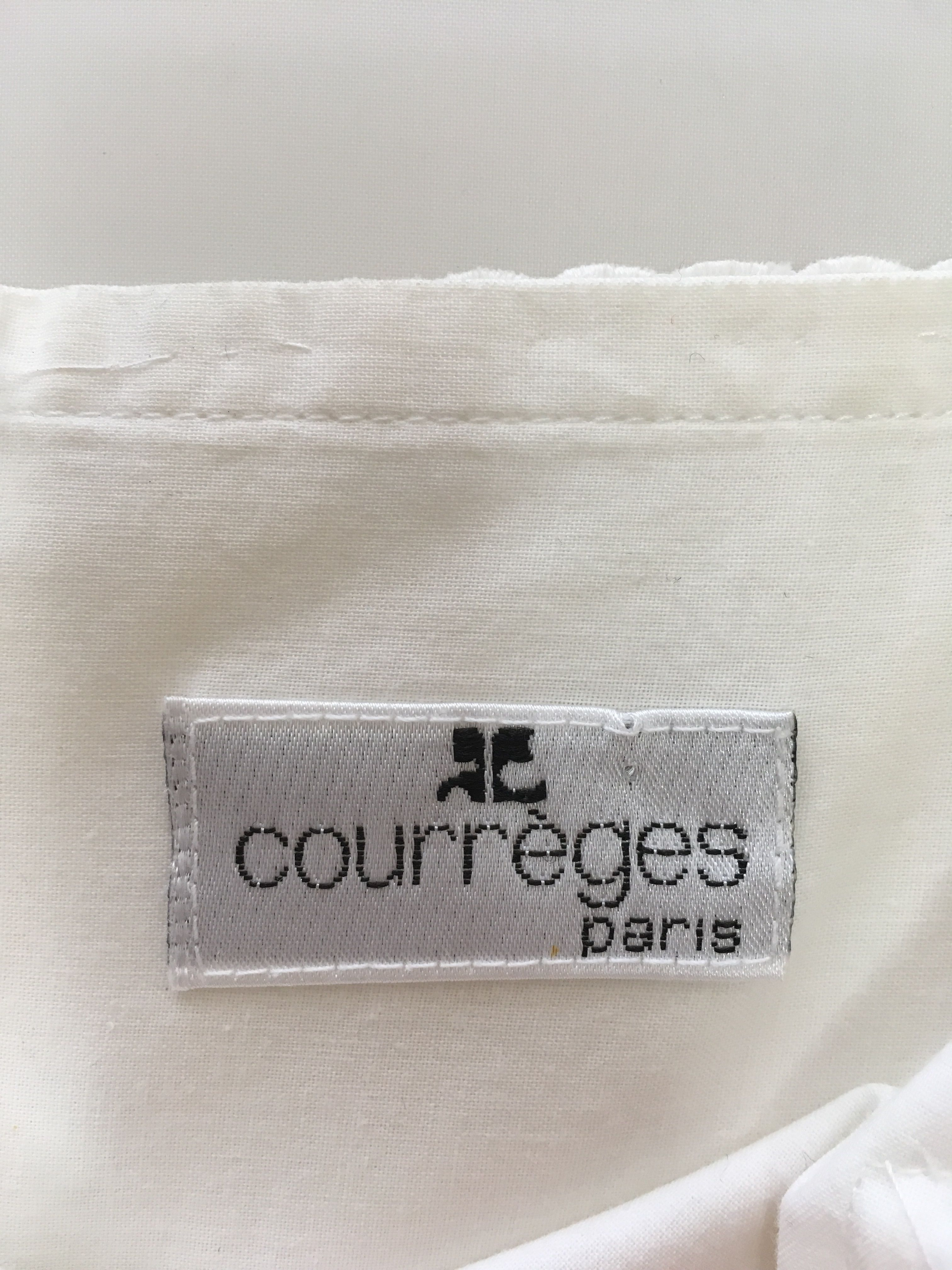 Robes - Robe Courrèges