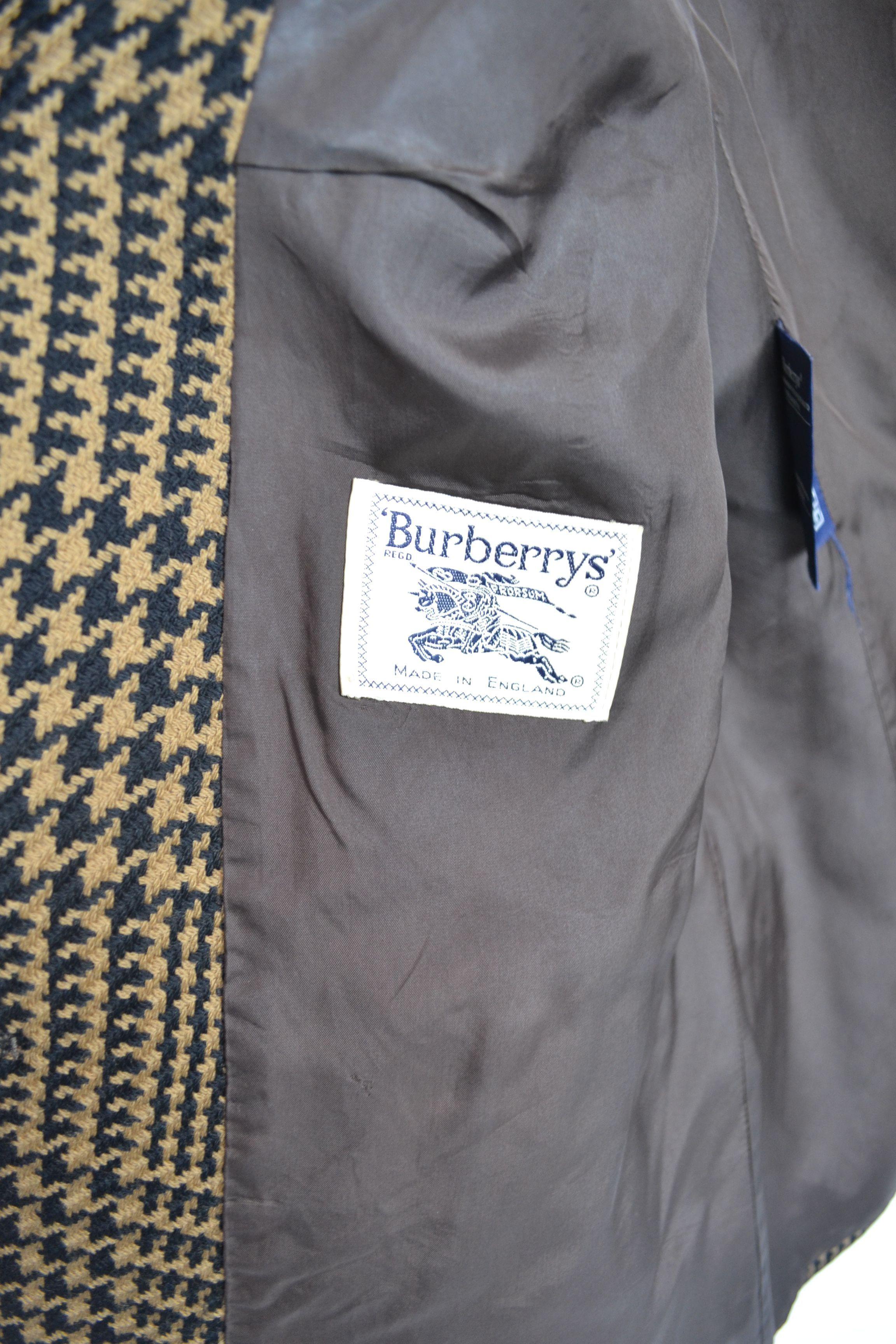 Vestes - Blazer Burberry