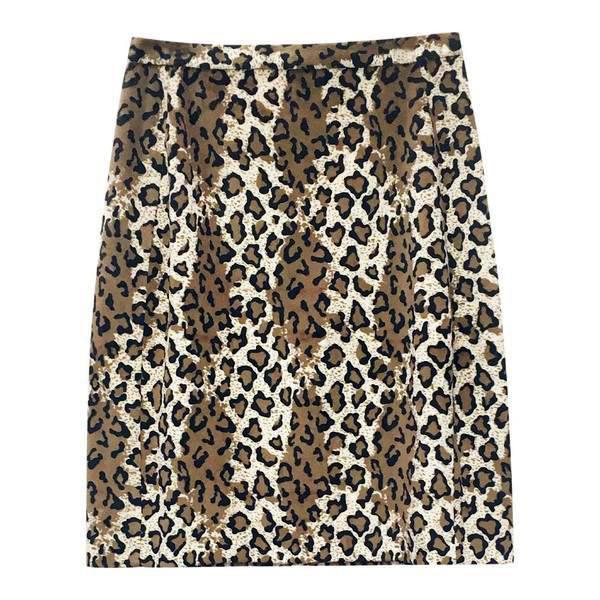 Jupes - Jupe léopard