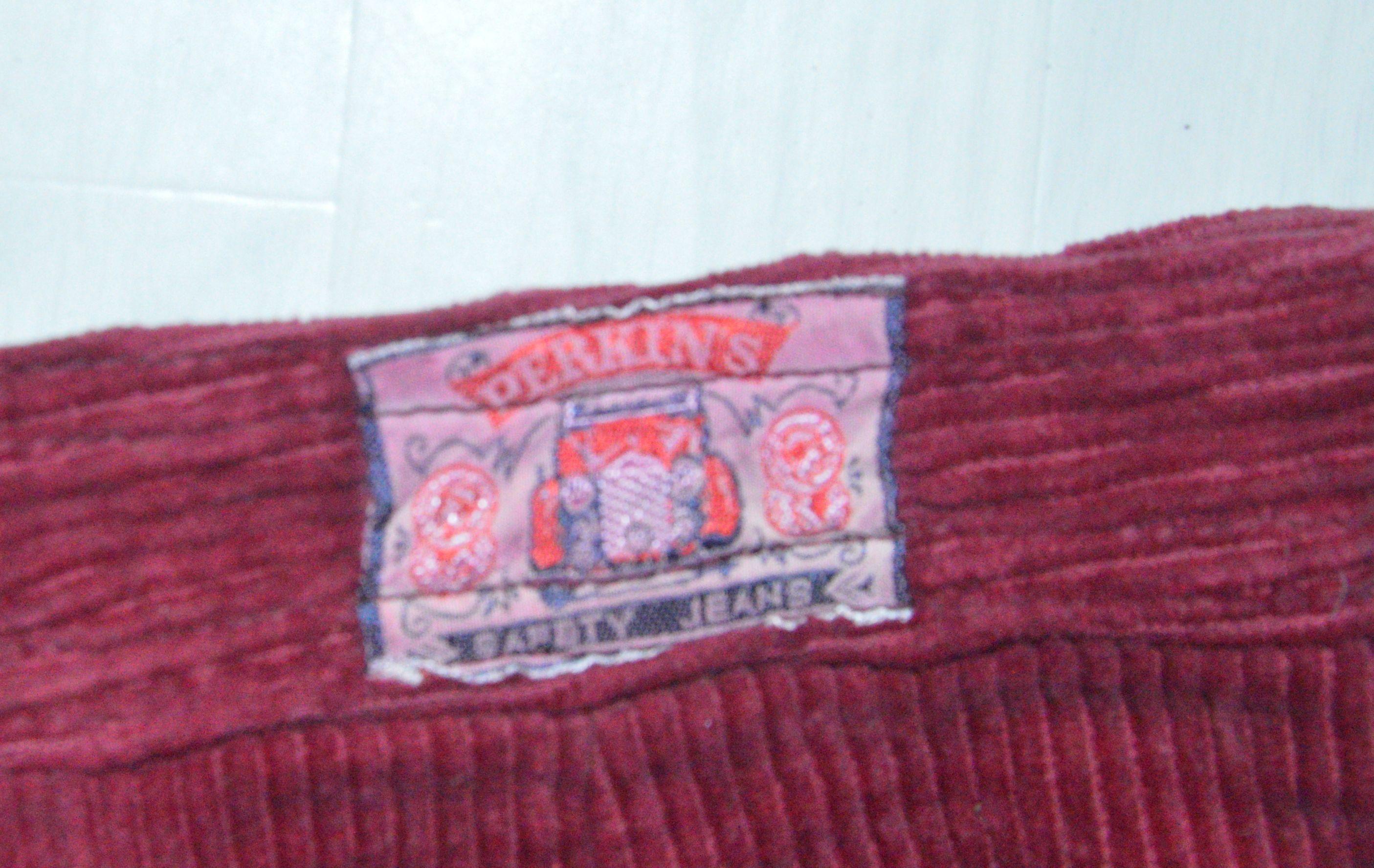 Pantalons - Flare velours côtelé