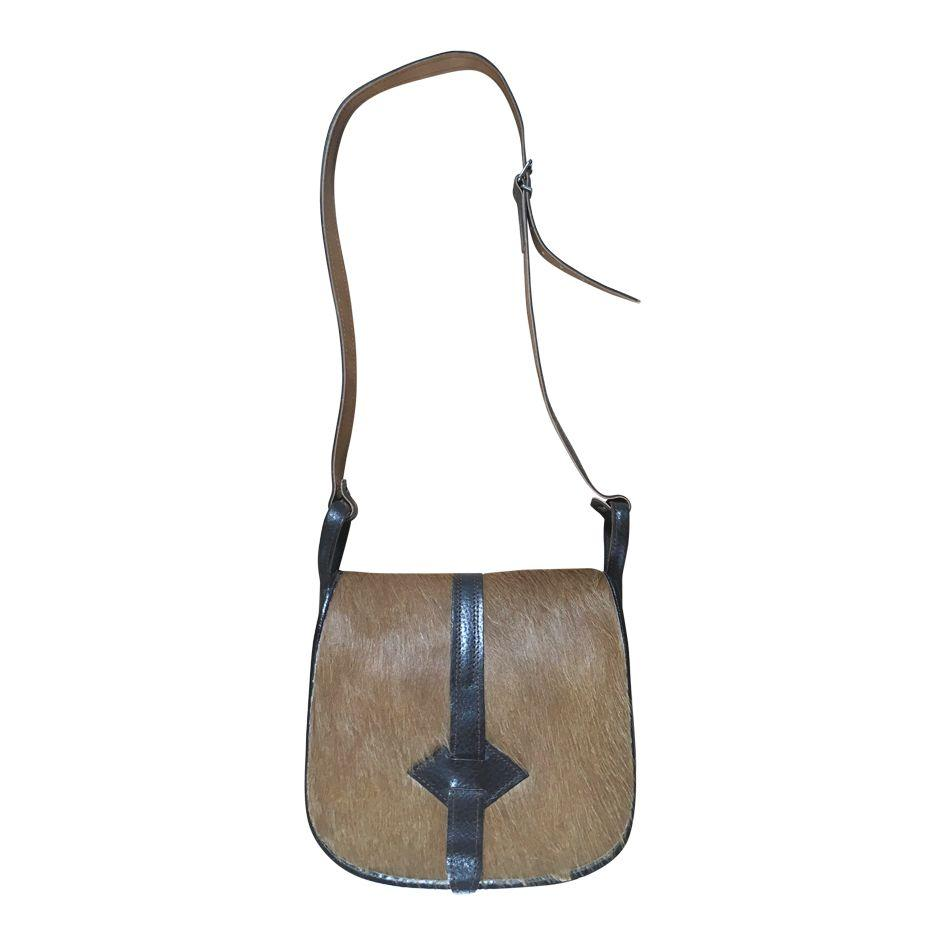 Sacs - Besace en cuir