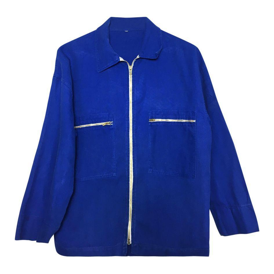 Vestes - Bleu de travail