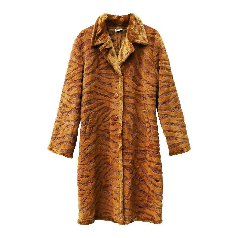 Manteaux - Manteau tigre