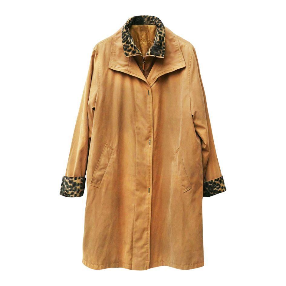 Manteaux - Manteau détails léopard