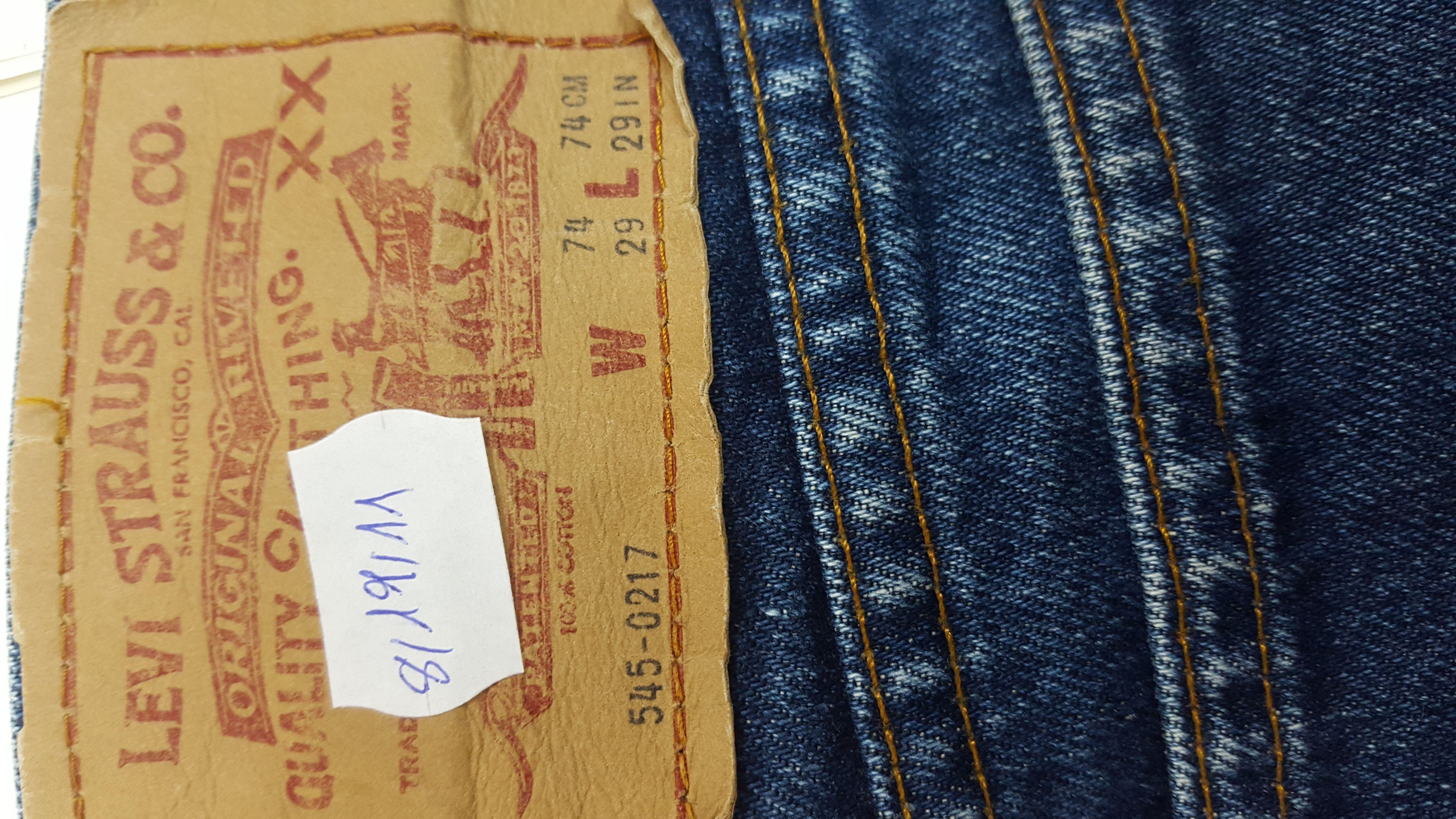 Pantalons - Jean Levi's 545 W29L29