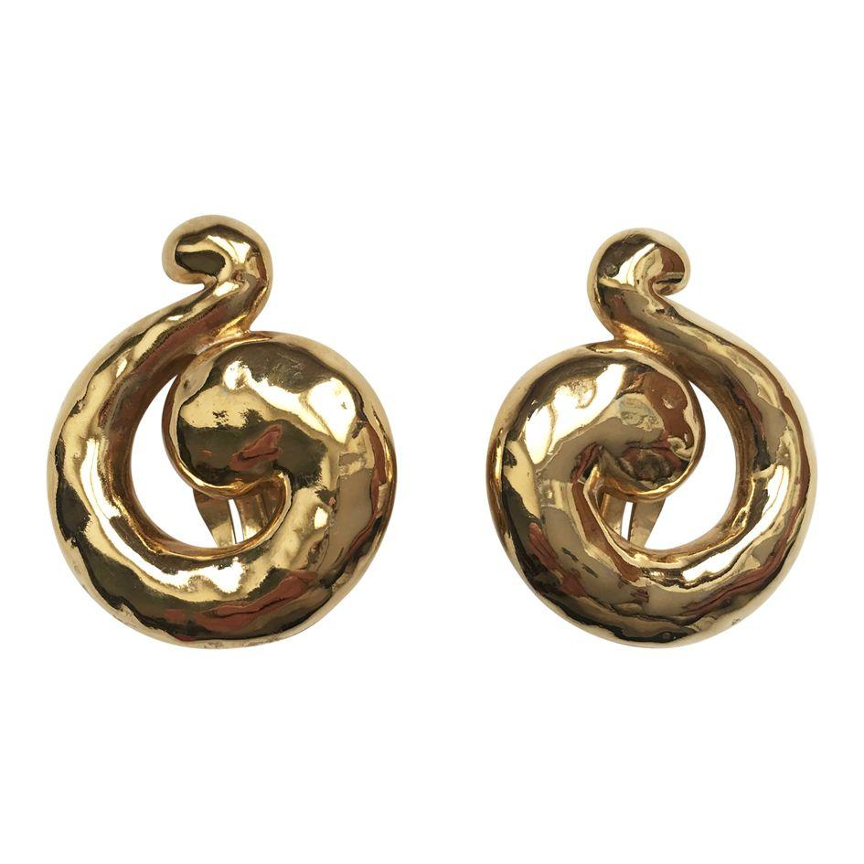 Accessoires - Boucles d'oreilles Yves Saint Laurent