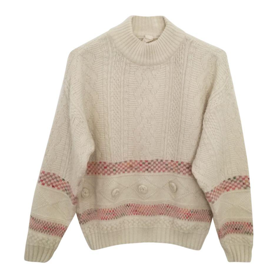 Pulls - Pull col montant