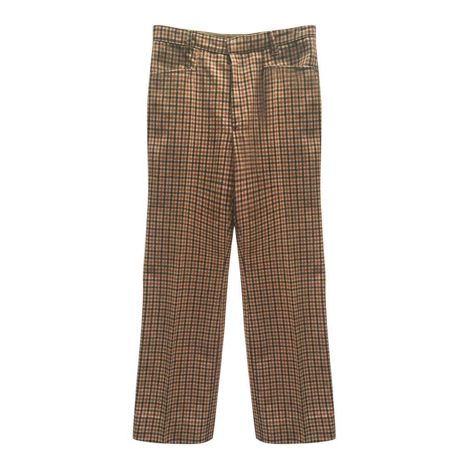 Pantalons - Pantalon tartan
