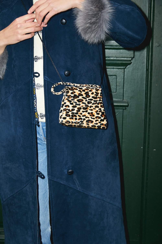 Sacs - Mini sac léopard
