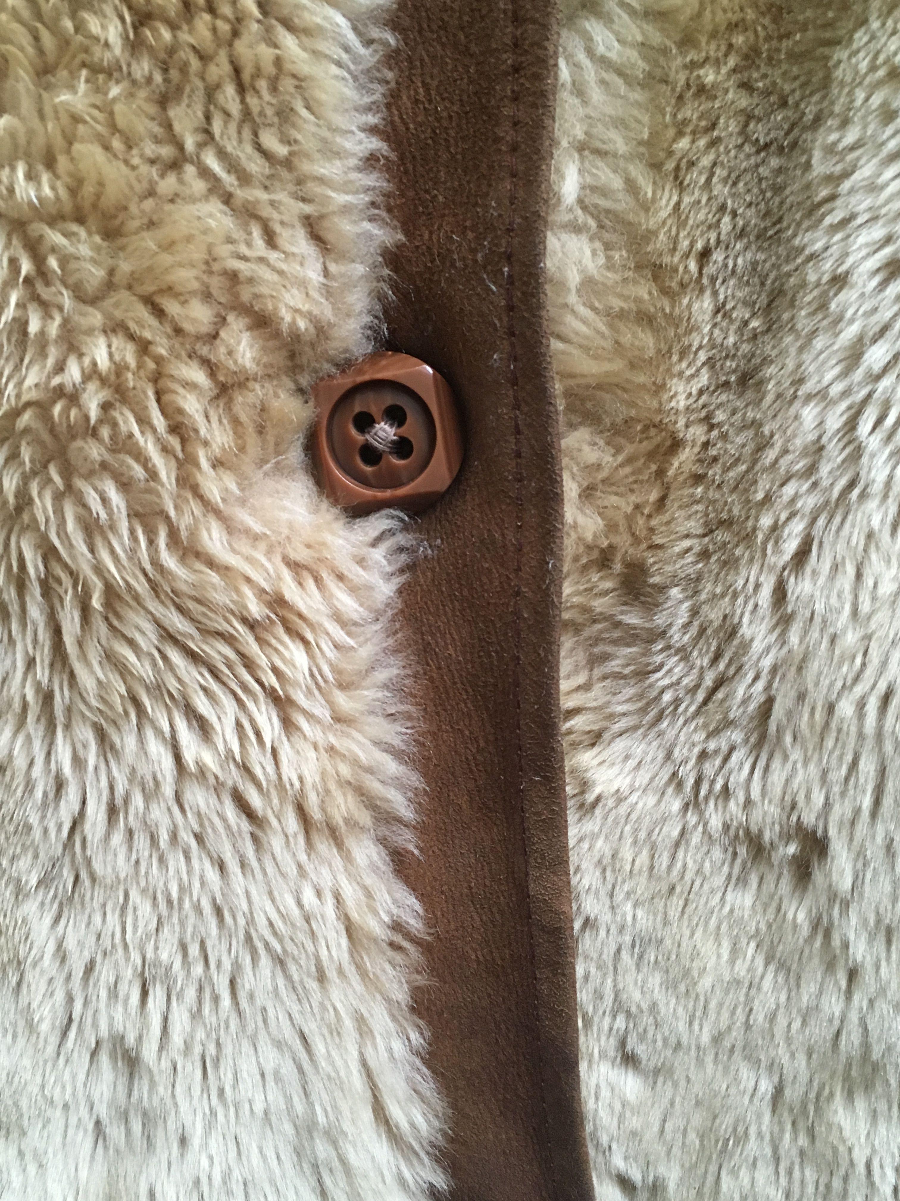 Manteaux - Veste en mouton