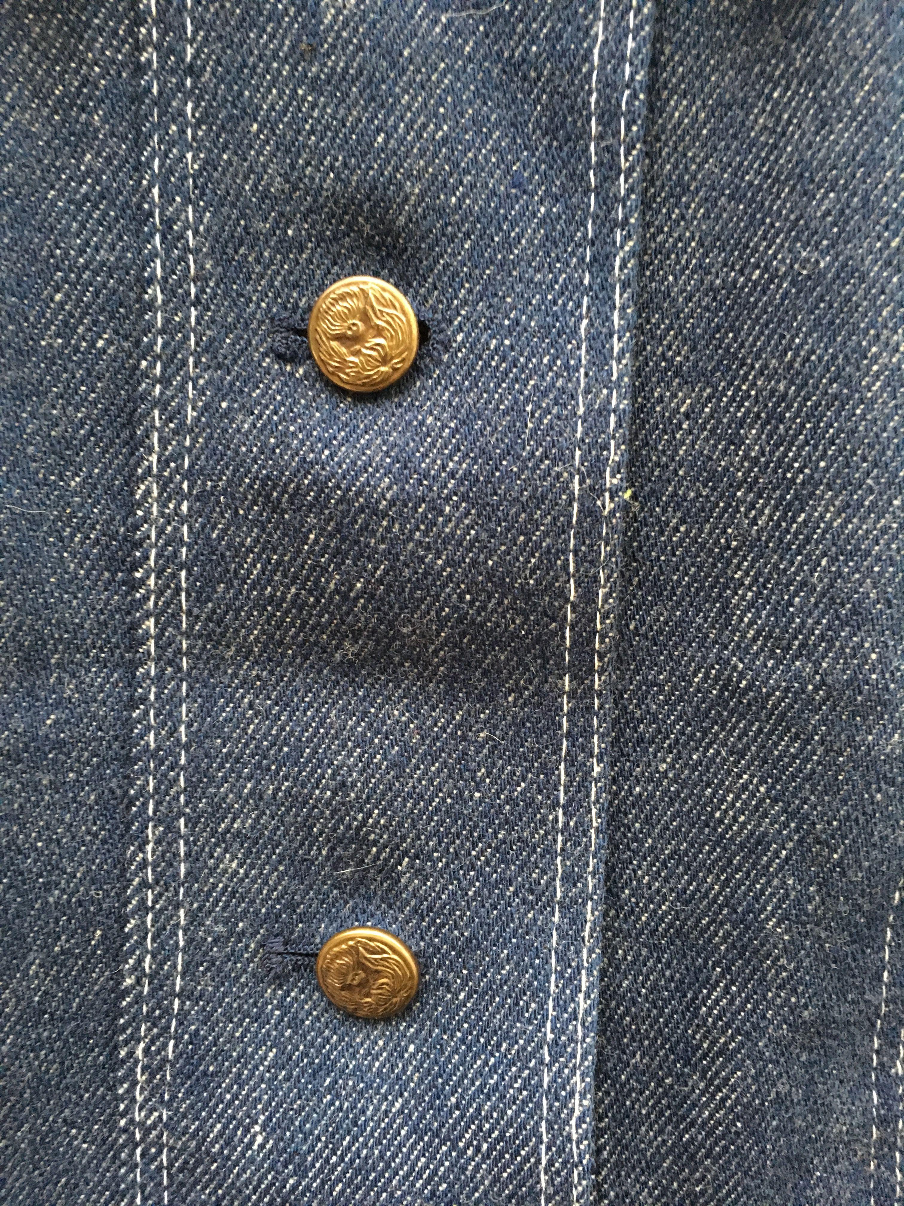 Manteaux - Trench en jean