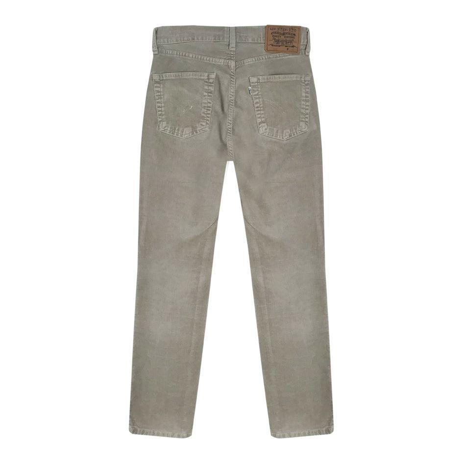 Pantalons - Levi's 595 en velours côtelé