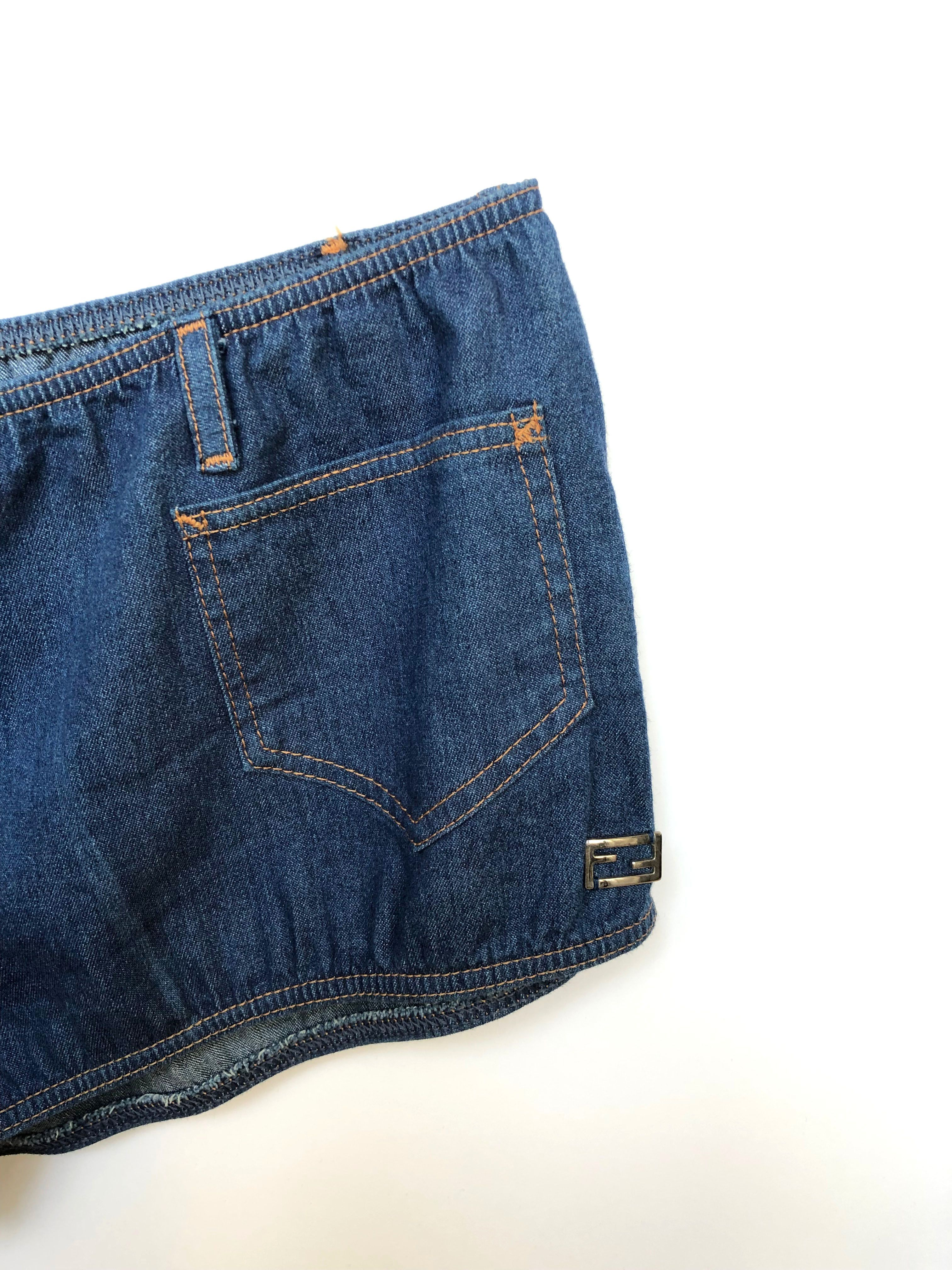 Shorts - Bikini Fendi