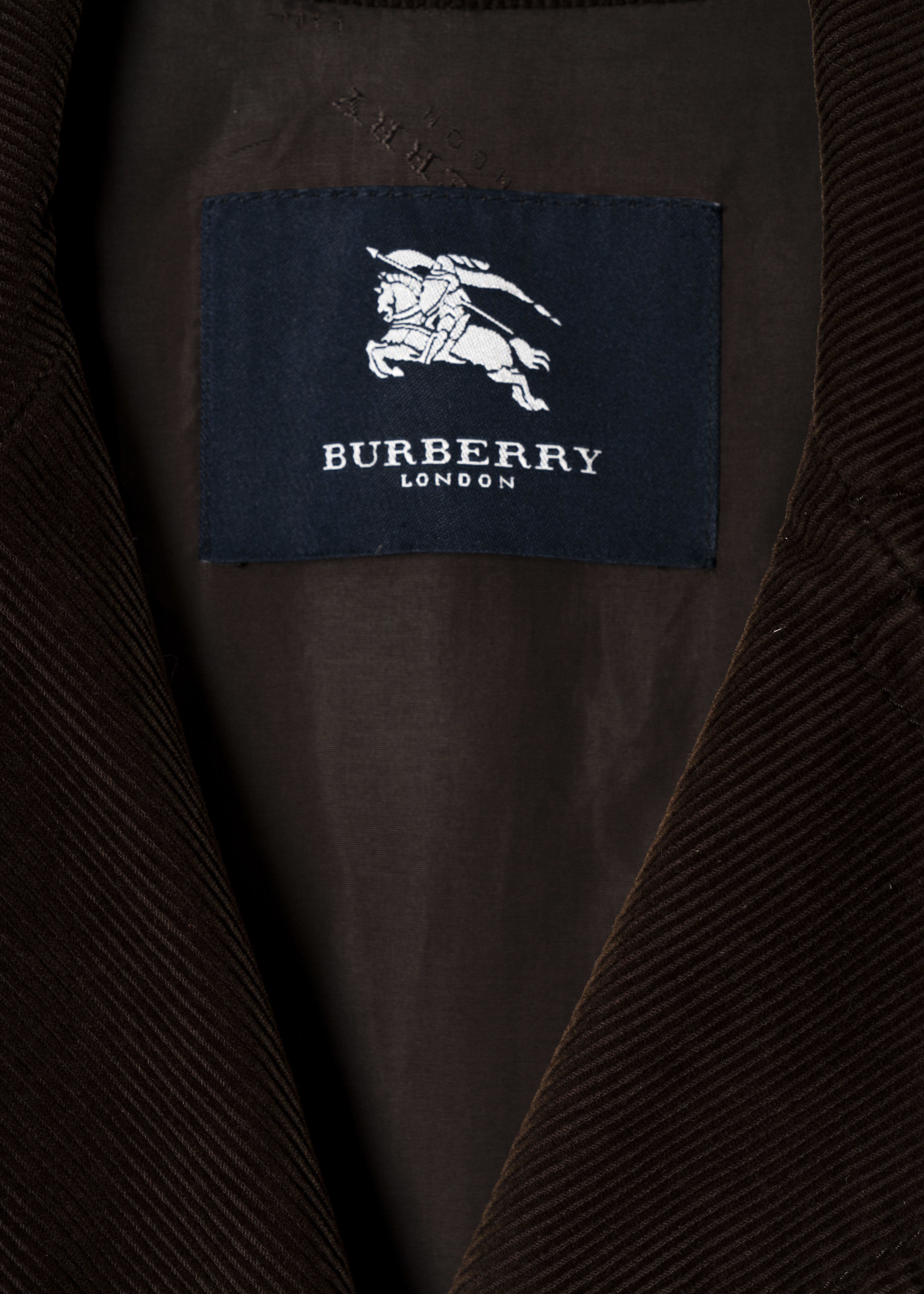 Manteaux - Trench Burberry