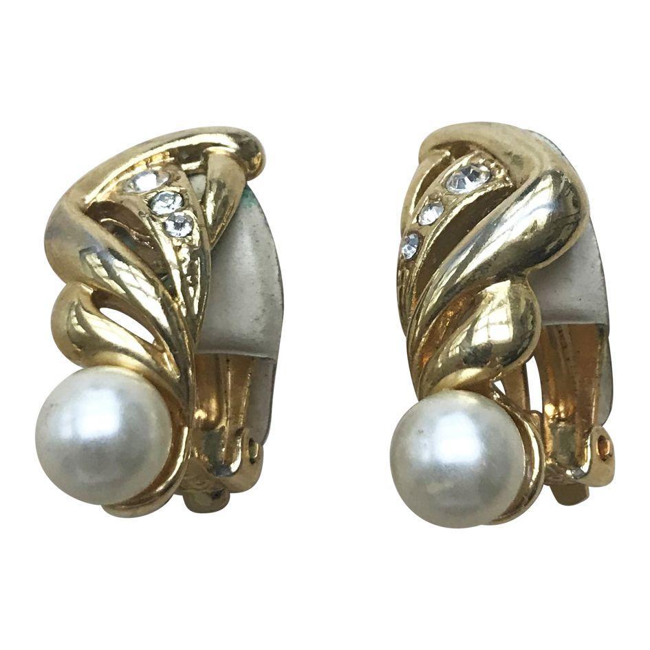 Accessoires - Boucles d'oreilles perles