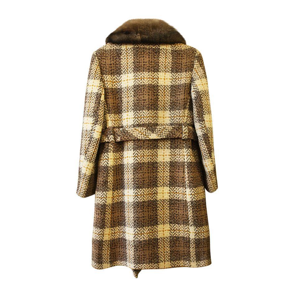 Manteaux - Manteau laine et mouton