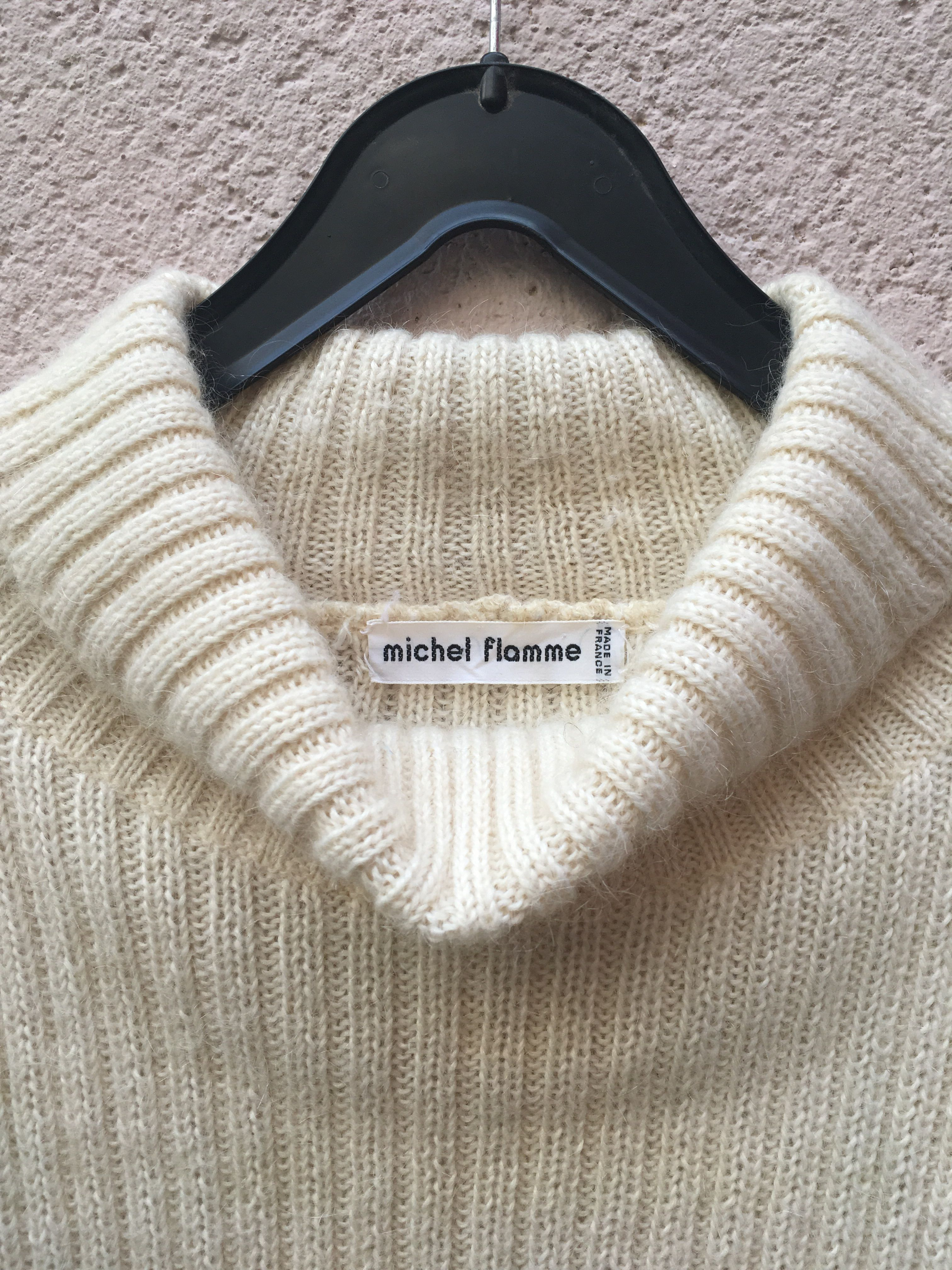 Pulls - Col roulé en laine