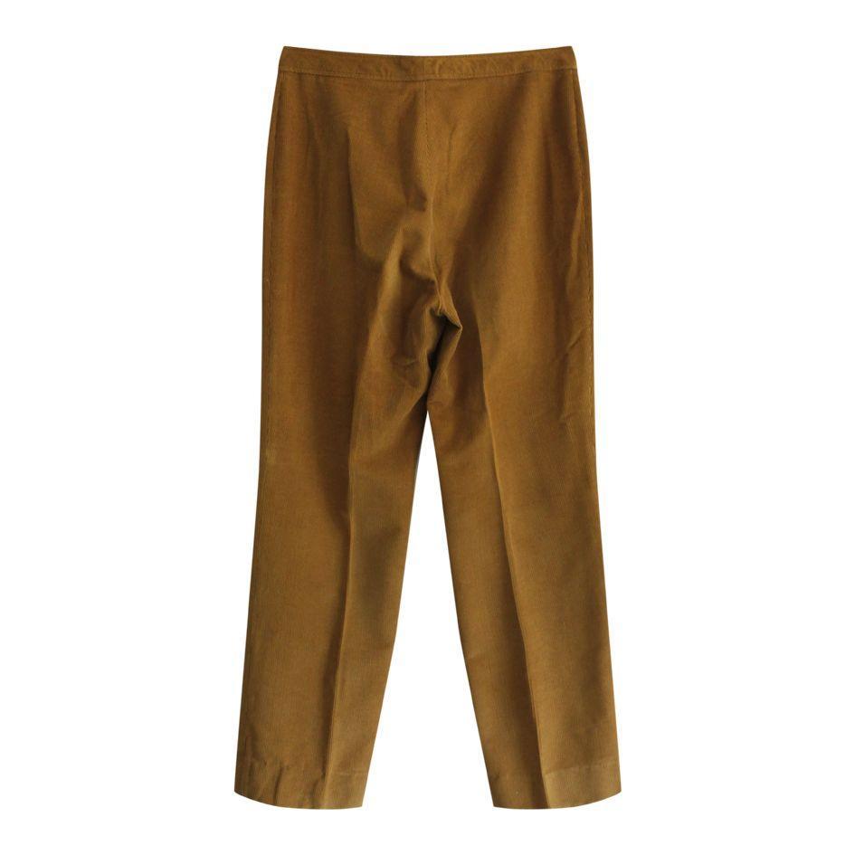 Pantalons - Pantalon en velours côtelé