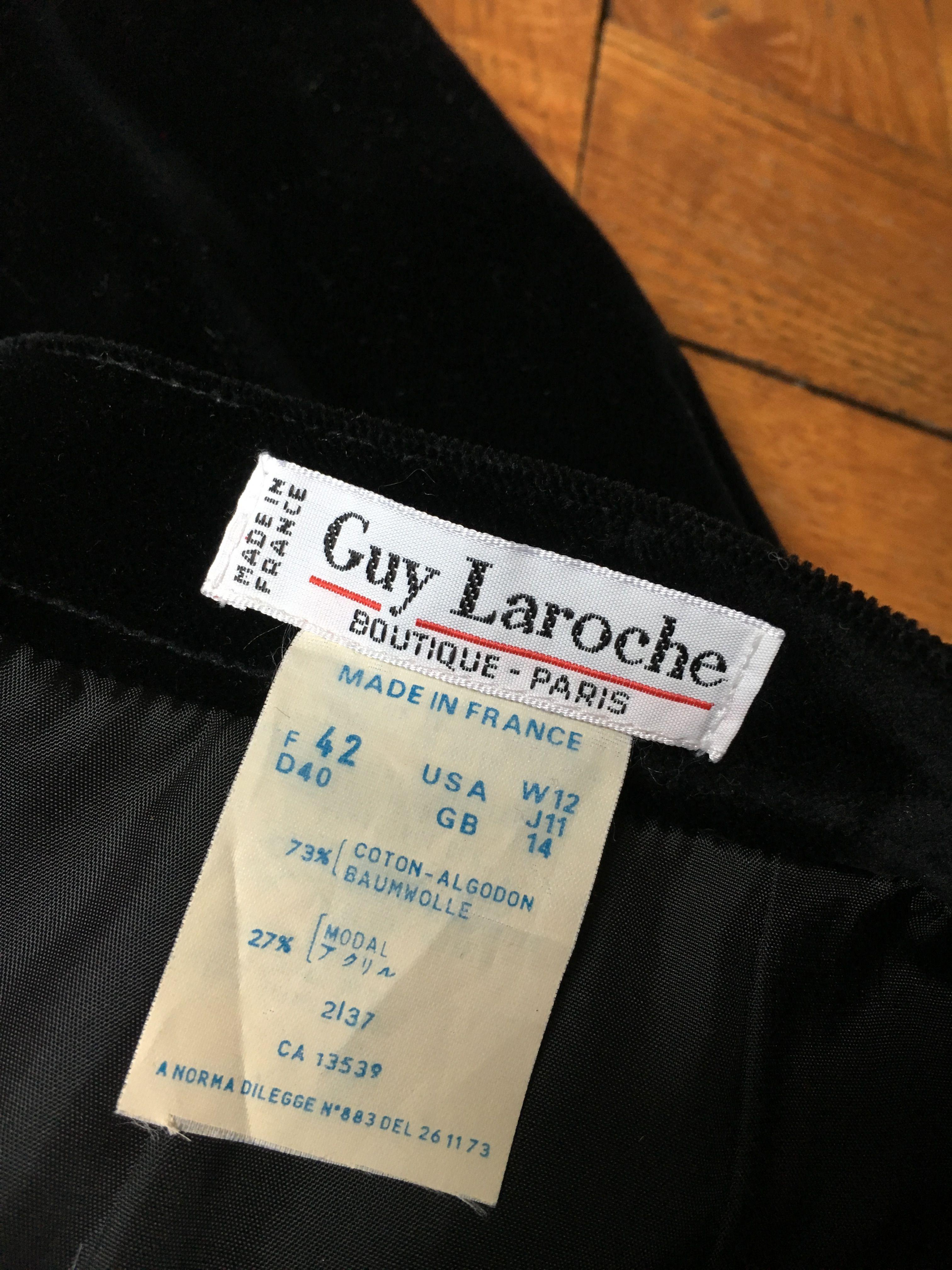 Jupes - Jupe Guy Laroche
