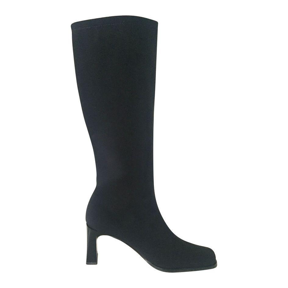 Accessoires - Boots à bouts carrés