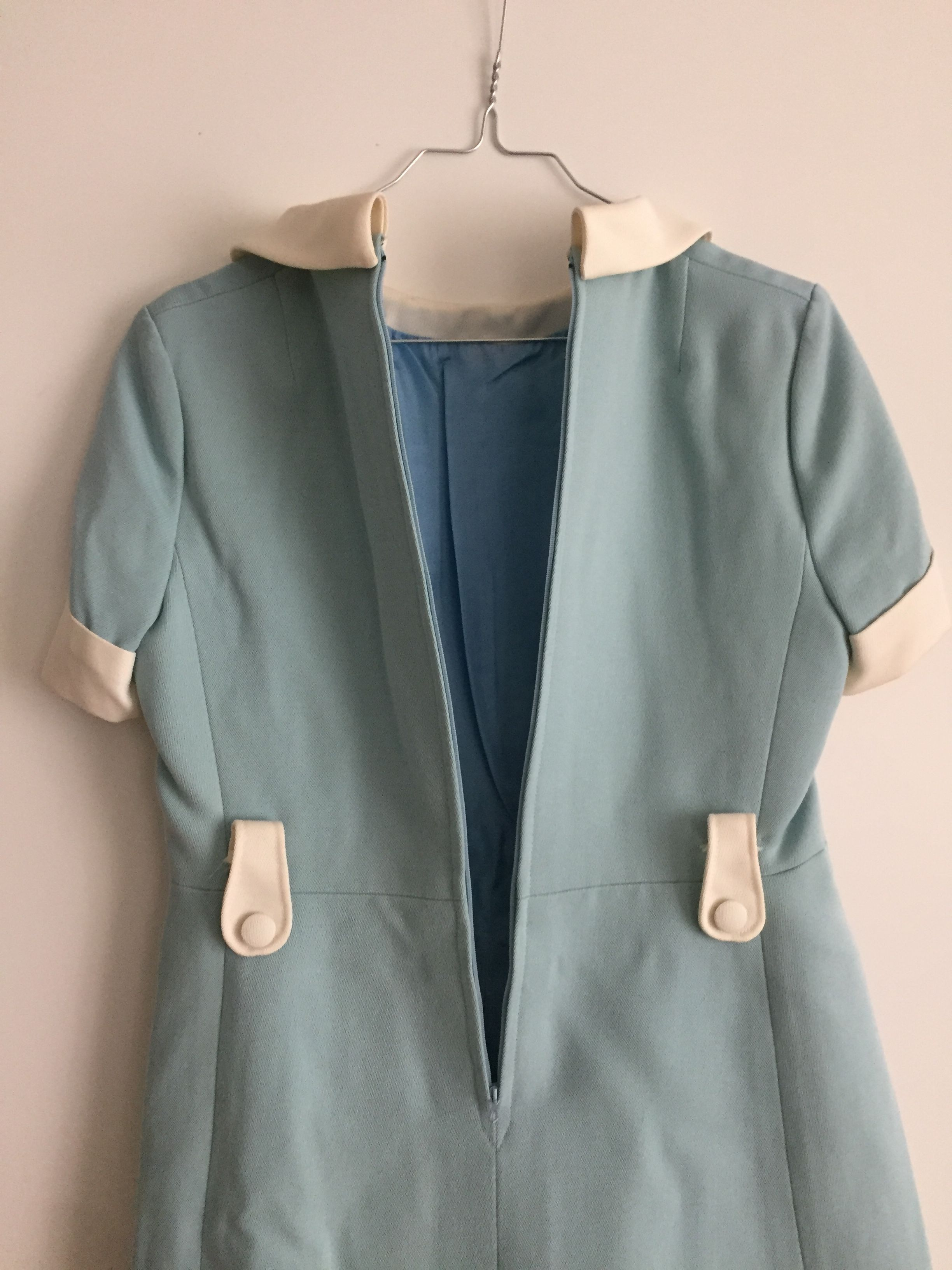 Robes - Robe Col Claudine