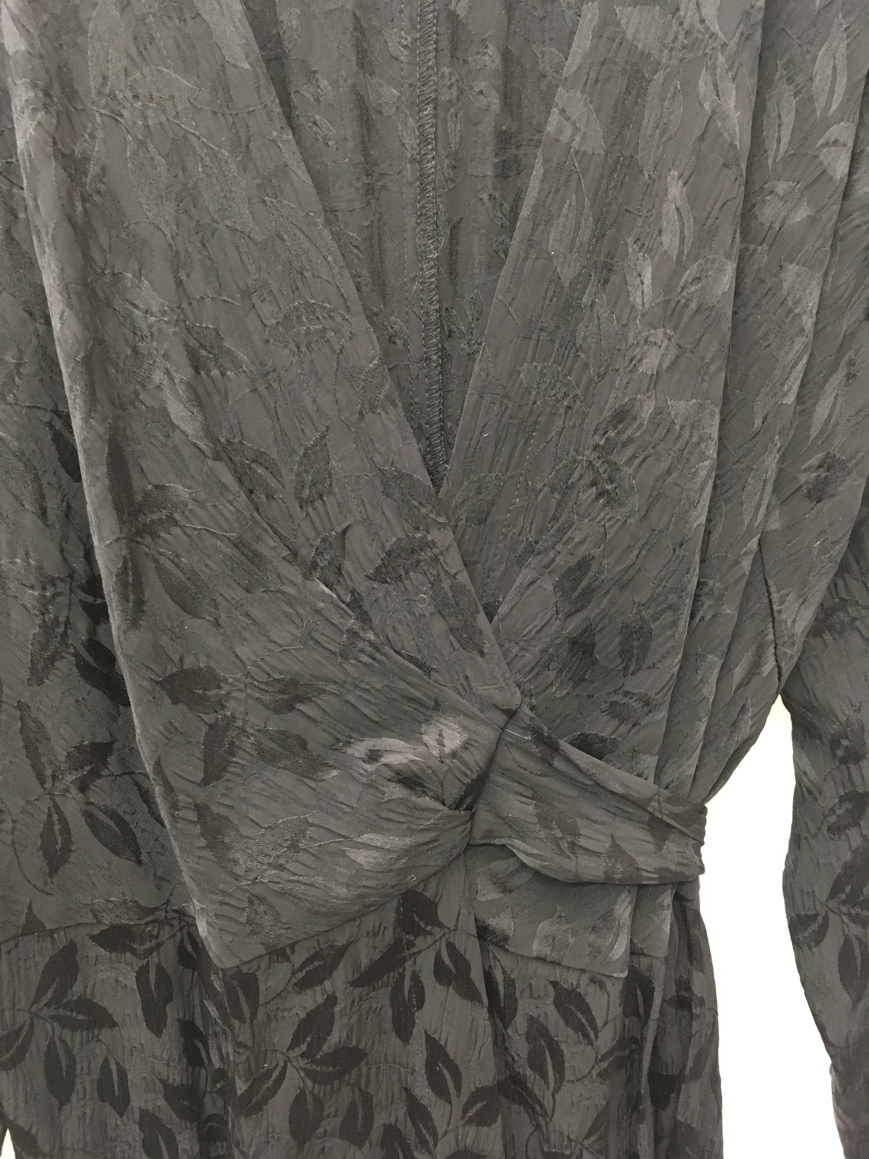 Robes - Robe cache-coeur