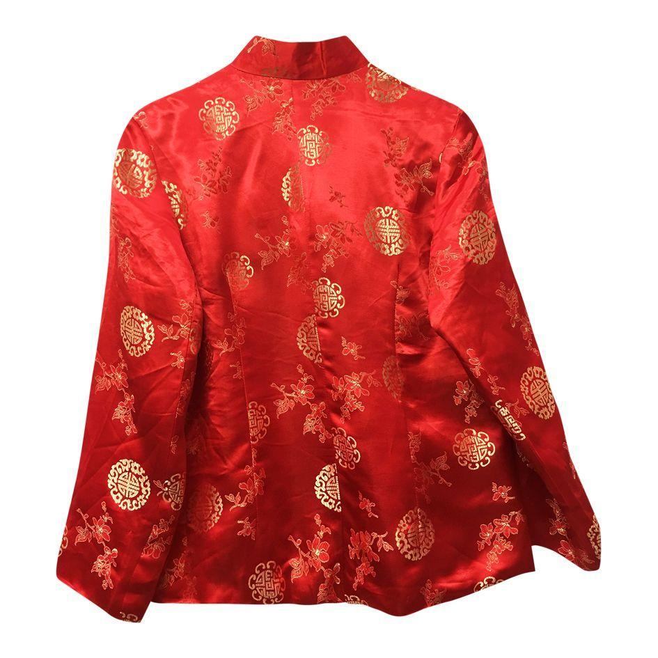 Vestes - Veste chinoise