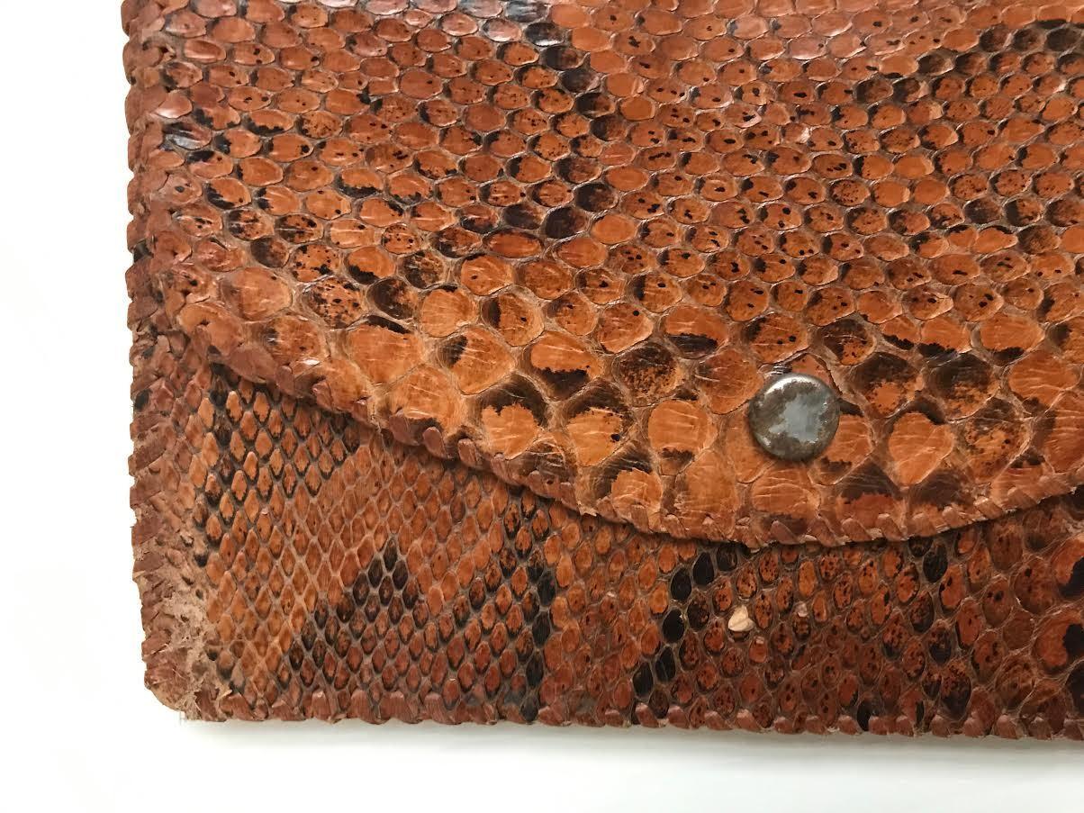 Accessoires - Sac serpent
