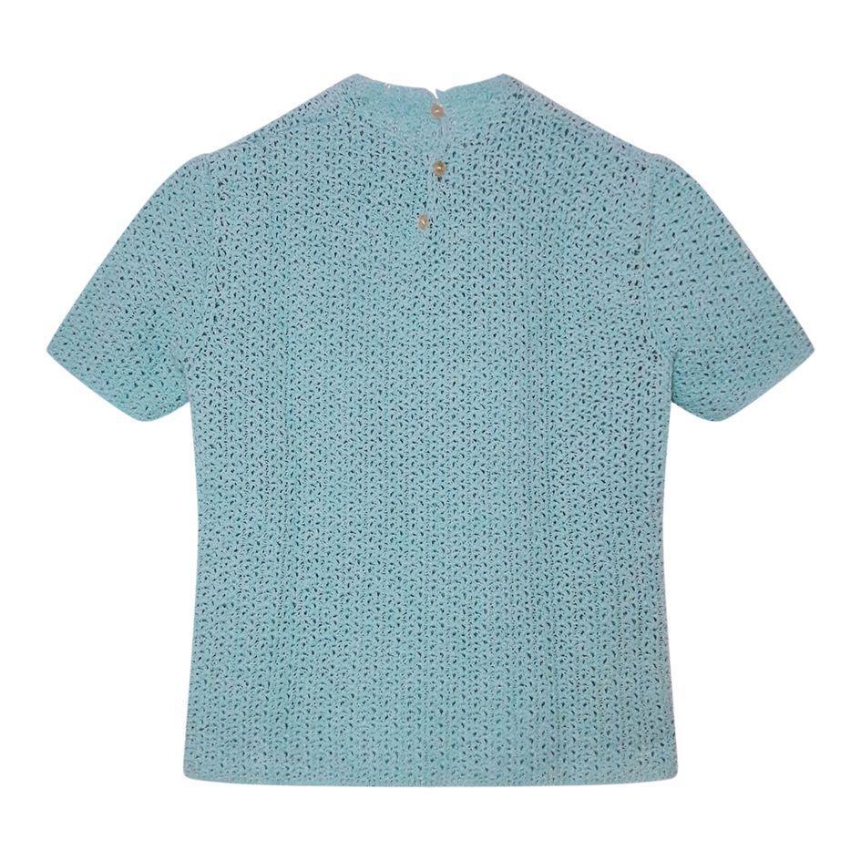 Tops - Top crochet