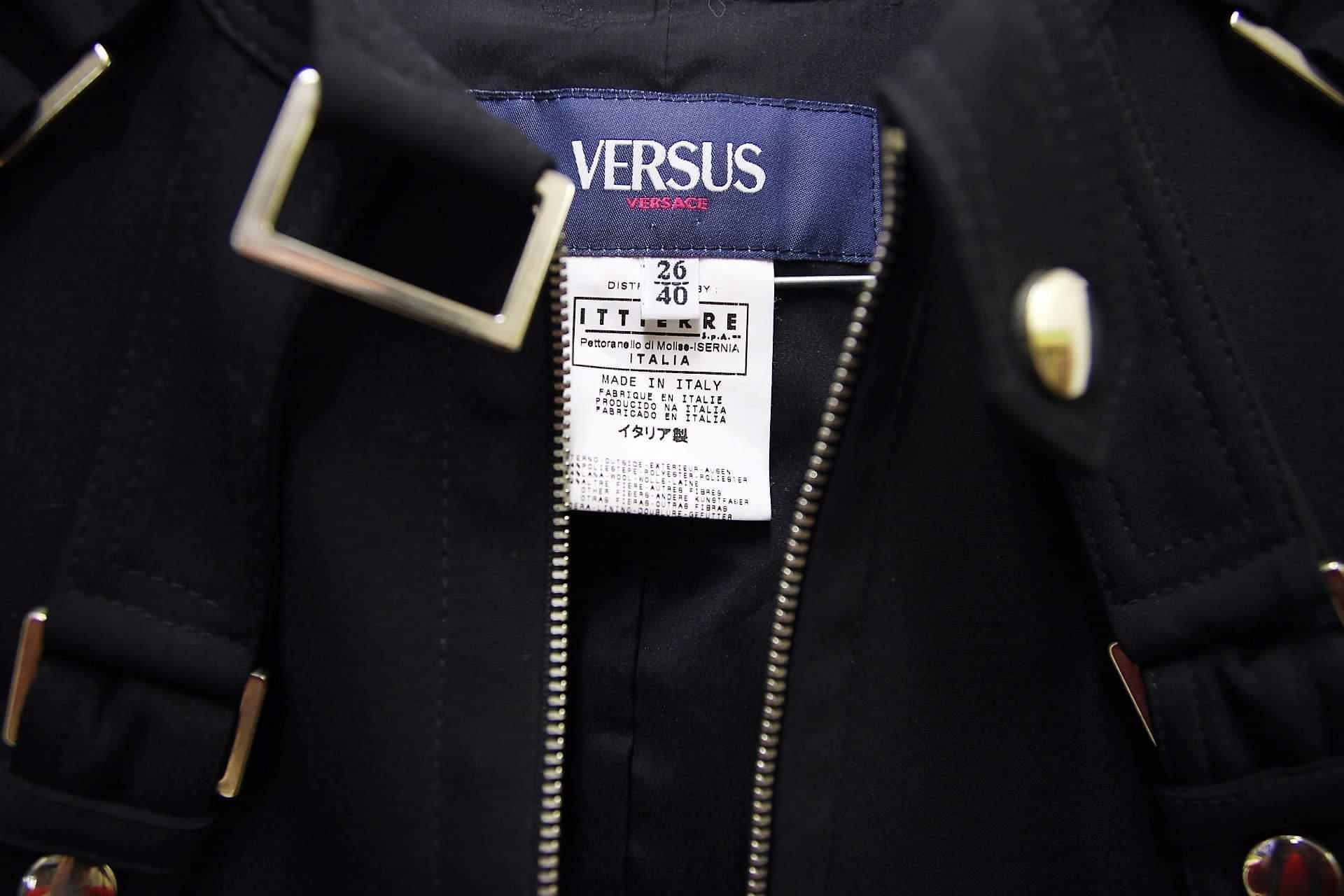 Vestes - Veste Versus Versace