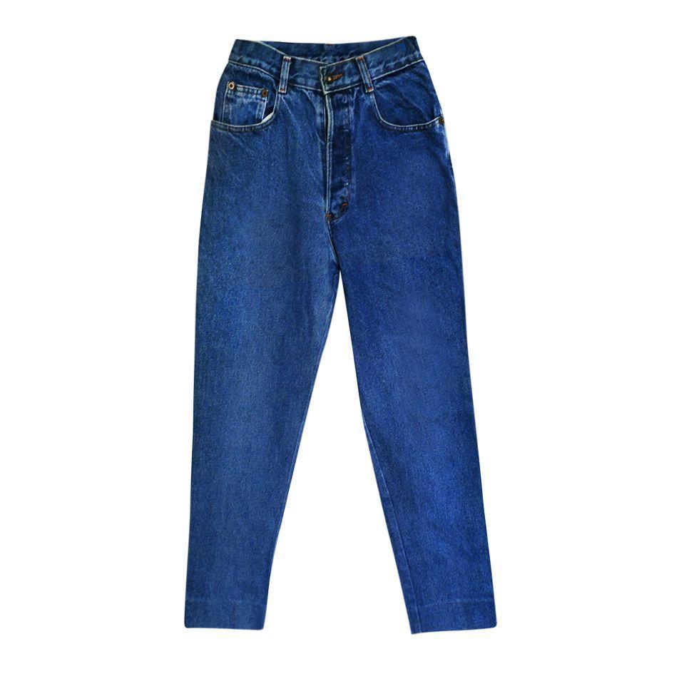 Pantalons - Jean taille haute
