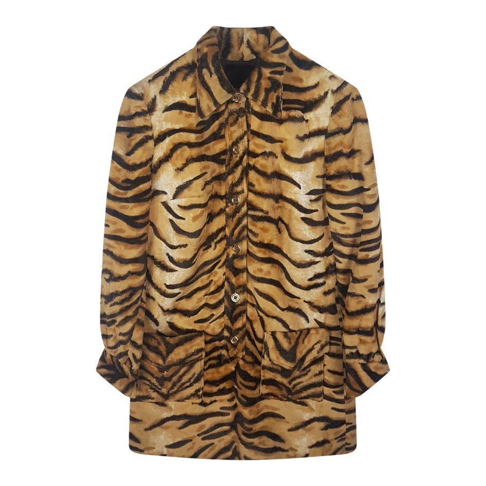 Robes - Robe tigre