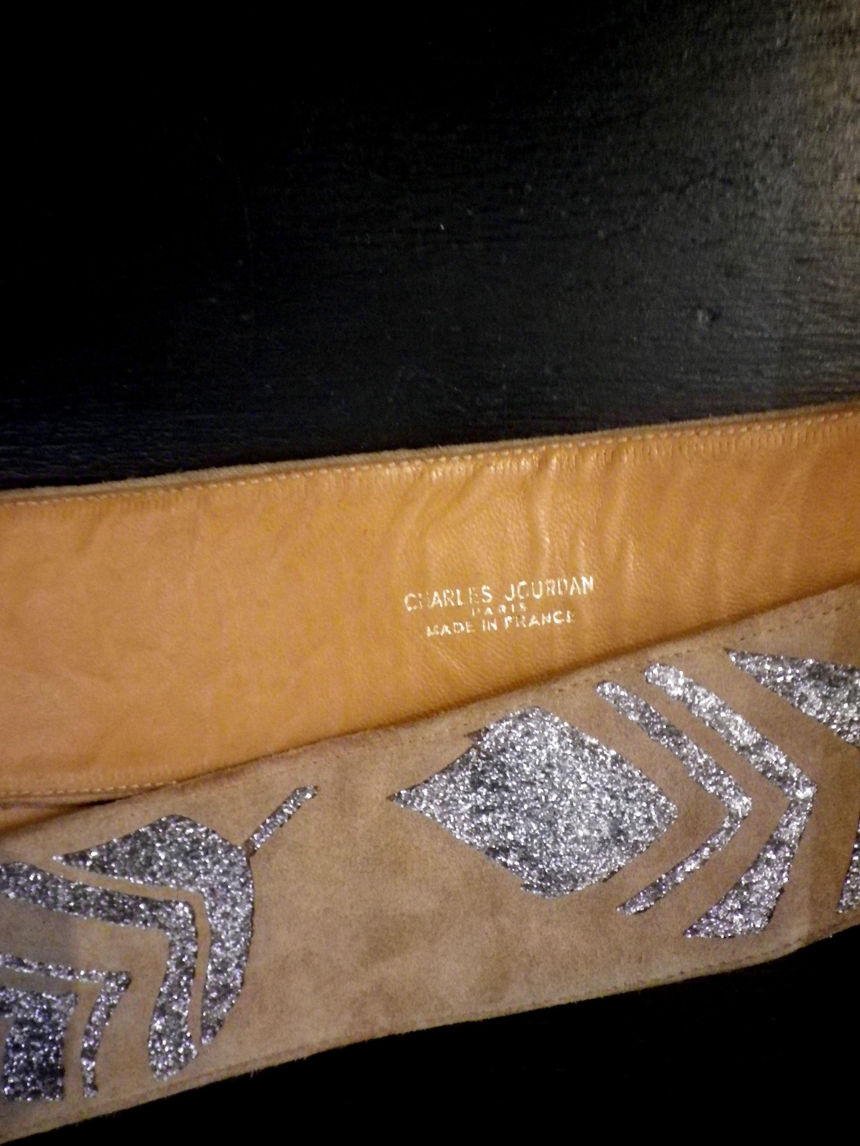 Accessoires - Ceinture en daim