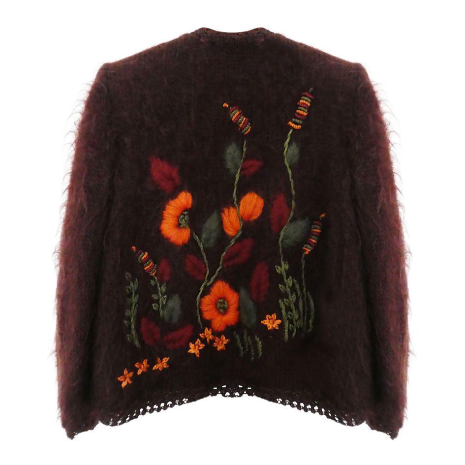 Pulls - Veste à fleurs