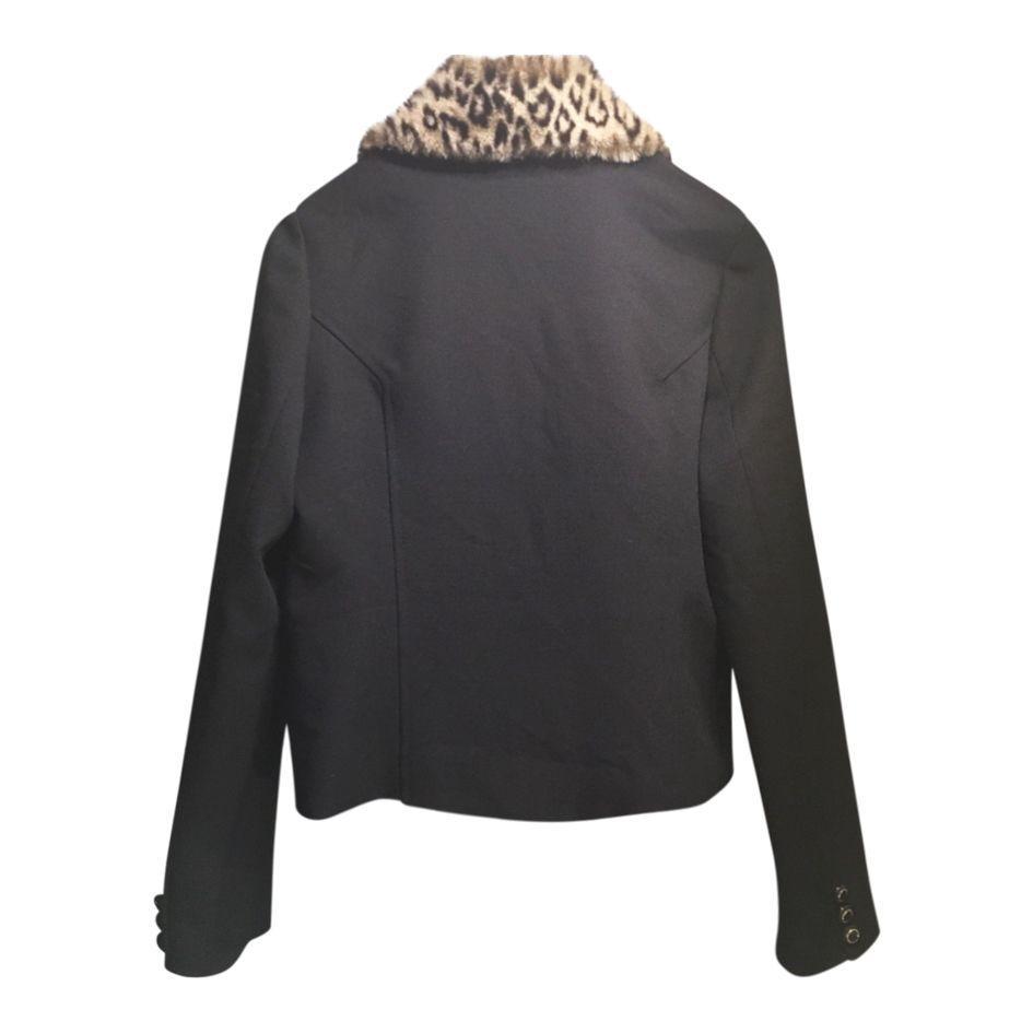 Vestes - Veste détails léopard