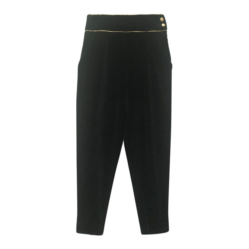 Pantalons - Pantalon velours