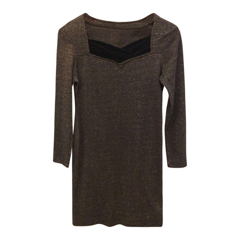 Robes - Robe lurex