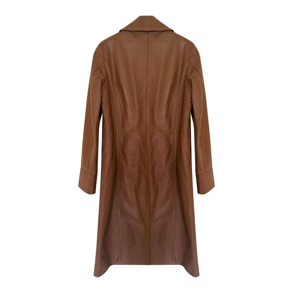 Manteaux - Manteau imitation cuir